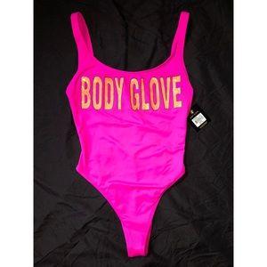 NWT Body Glove High Leg Swimsuit